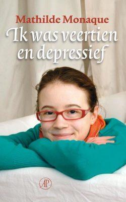 Boekomslag Ik Was Veertien En Depressief