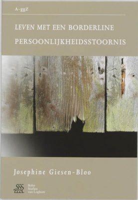Boekomslag Leven Met Een Borderline Persoonlijkheidsstoornis