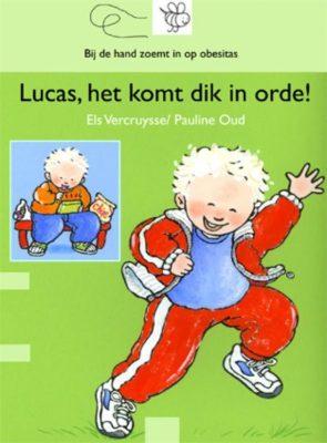 Boekomslag Lucas Het Komt Dik In Orde