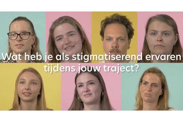 Videoboodschap Jongeren over stigma