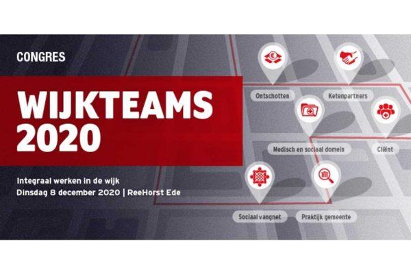 Banner Congres Wijkteams 2020