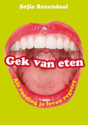 Boekomslag Gek Van Eten