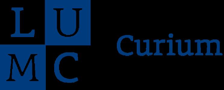 LUMC Curium logo