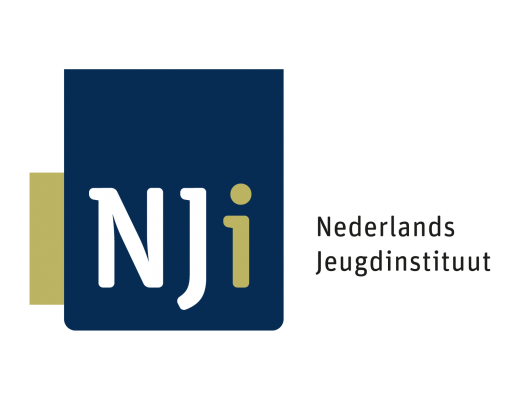 Nederlands Jeugdinstituut NJi logo breed
