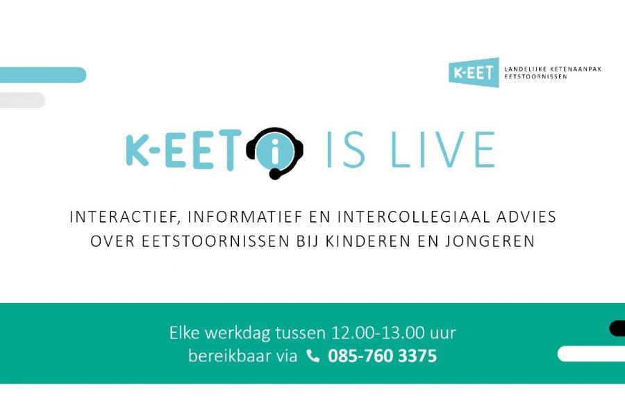 K-EETi is live